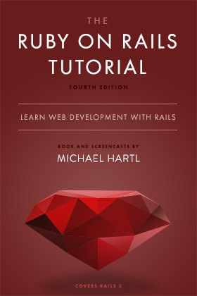Learn Web Development with Rails: Michael Hartl's Ruby on Rails