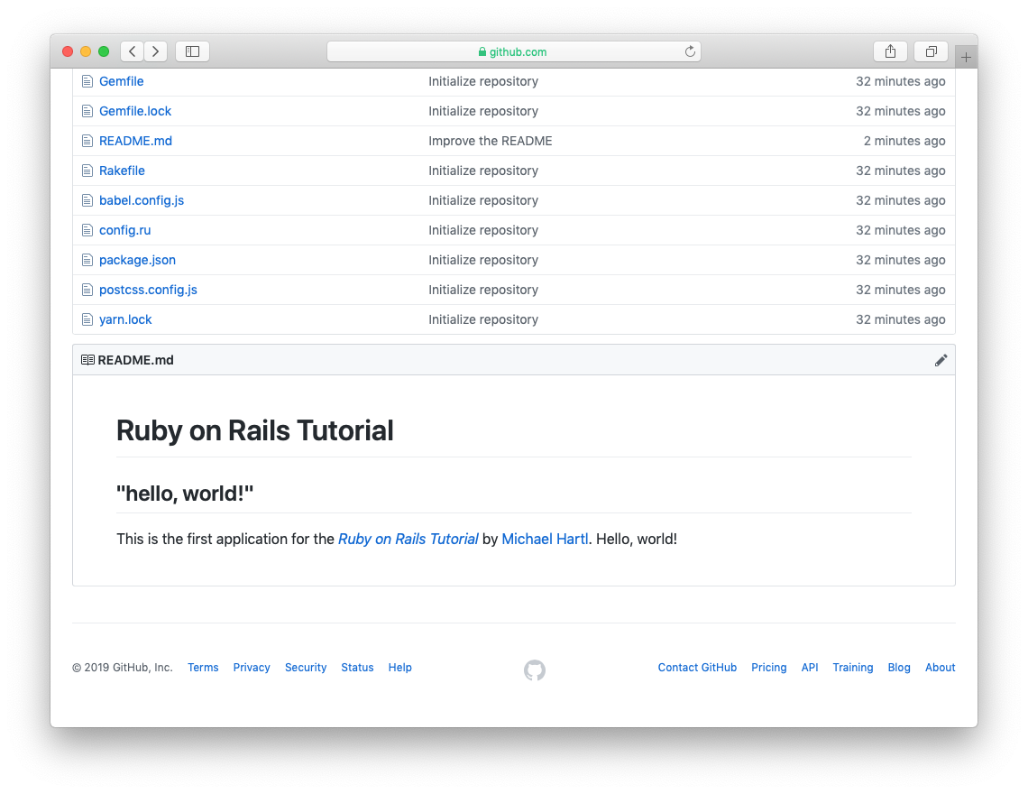 Ruby on Rails Tutorial | Learn Enough to Be Dangerous